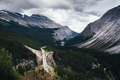 Icefields Parkway (ErikGrossPhoto) Tags: canada ontheroad roadtonowhere roadtrip jaspernationalpark britishcolumbia icefieldsparkway banffnationalpark travelphotography erikgrossphoto erikgross