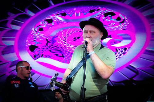 Jah Wobble and the Invaders of the Heart