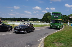 IMGP1130 (Steve Guess) Tags: epsom downs surrey england gb uk london transport rm2 slt57 aec routemaster country area green car