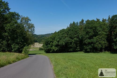 Wandern auf dem Leininger Burgenweg