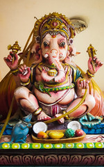 IMG_46581 (Manveer Jarosz) Tags: auroville bharat ganapati ganesha ganpati hindu hindustan india southindia tamilnadu wwoof worldwideopportunitiesonorganicfarms art culture figure murti religion rural sculpture