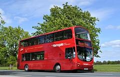 That's Champion (jep2510) Tags: x14 vtd x14vtd double decker bus harrogatebuscompany blazefield north yorkshire volvo b7tl wright eclipse gemini ii po55pyp