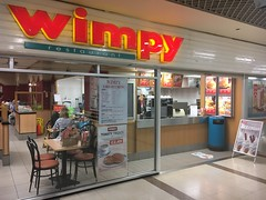 (Sam Tait) Tags: nottingham out eating food fast burger restaurant wimpy