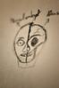 "Day 177/365 - ""Artwork"" (Little_squirrel) Tags: 365the2017edition 3652017 day177365 26jun17 artwork art pencil sketch draw drawing head draft half idea creative concept skull creativity"