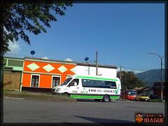 Lineas Verdes 326 (Los Buses Y Camiones De Colombia) Tags: autobus colombia ibague busologia bus aerovan lineas verdes 326