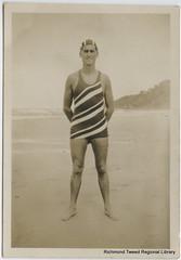 Alan Ward, Byron Bay 1940 (RTRL) Tags: byronbay surflifesaving surfclub surflifesavingcarnival