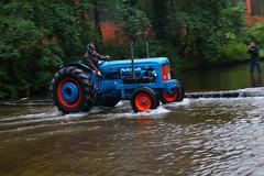 IMG_0451 (Yorkshire Pics) Tags: 1006 10062017 10thjune 10thjune2017 newbyhalltractorfestival ripon marchofthetractors marchofthetractors2017 ford fordcrossing river rivercrossing tractor tractors farmingequipment farmmachinery agriculture yorkshire northyorkshire