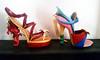 Mulan and Mushu Shoe Ornaments (enchanting89) Tags: disney disneyornament disneyshoes disneyshoeornament mulan mushu