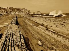 Playa de La Arnía (josuneetxebarriaesparta) Tags: cantabria cantábrico mar itxasoa hondartza playa beach paisaia paisaje rocas