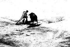 Doblon (aficion2012) Tags: istres francia france corrida bullfight bull toro toros taureau fundi elfundi juan pedro domecq tauromachie tauromaquia bw monochrome duotone doblón matador torero toreo