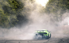 Smokey Performante. (Alex Penfold) Tags: lamborghini huracan performante green goodwood festival speed 2017 england uk supercars supercar super car cars autos alex penfold