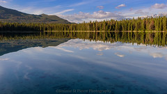 """Time wasted at the lake is time well spent."" (Josiane .) Tags: annettelake jasper jaspernationalpark albertarockymountain alberta mountains landscape lake outdoor nikon nature nationalpark nikon1635mm d750 trees canada clouds reflection"