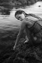 Lost in the sea (GretaLarosa) Tags: acqua freddo emotivo romantico inverno