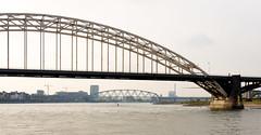 _DSC7636 (durr-architect) Tags: spiegelwaal ruimte room river waal nijmegen netherlands high water flood island bridge nevengeul