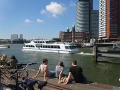 Rotterdam: Rijnhaven (harry_nl) Tags: netherlands nederland 2017 rotterdam rijnhaven katendrecht wilhelminapier smaragd