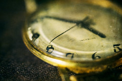 Time.. (borealnz) Tags: macromondays relaxation clock watch vintage old time antique macro
