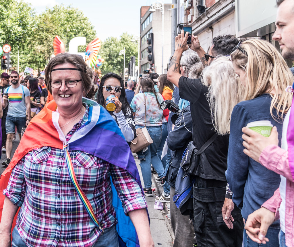 LGBTQ+ PRIDE PARADE 2017 [ON THE WAY FROM STEPHENS GREEN TO SMITHFIELD]-130014