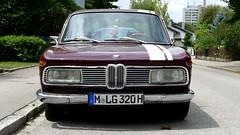 BMW 2000 (vwcorrado89) Tags: bmw 2000 neue klasse new class