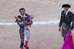 El abanico (aficion2012) Tags: tauromachie tauromaquia istres francia france elfundi corrida vuelta bullfight matador torero toreo