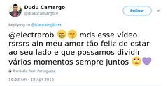 Dudu Camargo do SBT, já se declarou para suposto namorado no Twitter (divulgando.me) Tags: duducamargo mcbiel polemica rd1combr sbt sbtjornalista silviosantos twitter