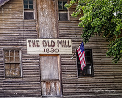 The Old Mill (augphoto) Tags: augphotoimagery architecture building business exterior history old structure weathered pigeonforge tennessee unitedstates