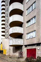 (ilConte) Tags: berlin berlino germany germania deutschland gropiushaus gropiusstadt gropius waltergropius architettura architecture architektur