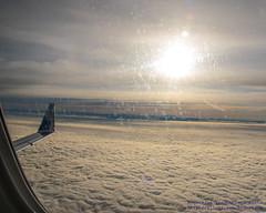 UNDER THE SUN, IN BETWEEN CLOUD LAYERS (AvgeekJoe) Tags: iflyalaska aerialphotograph alaskaair alaskaairlines d5300 dslr erj170200lr erj175 erj175lr embraer embraererj170200lr embraererj175 embraererj175lr n176sy nikon nikond5300 skywestairlines aerial aerialphoto aerialphotography aircraft airplane aviation jetliner plane