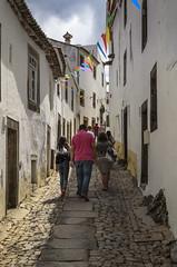 Marvão Street 1124 (_Rjc9666_) Tags: alentejo arquitectura nikkor35mm18 nikond5100 people pessoas portugal sky street urbanphotography coblestone ©ruijorge9666 1847 travel 1124