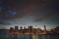 (ニノ Nino) Tags: new york city nyc newyork manhattan downtown light night timessquare times quare taxi empirestateofmind street urban