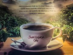 Juan Valdez Cafe (gies777) Tags: kolumbien colombia columbia südamerika southamerica americadelsur bogota olympus mft omd em5 microfourthirds cafe kaffe colombiano juan valdez kaffetasse
