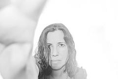No photo! (Wal Wsg) Tags: nophoto nofoto modelo retrato retratos retratobyn portrait portraits portraitbw highkey model modelando woman womanportrait mujer garota girl femme canoneosrebelt3 argentina