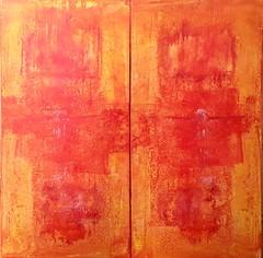 GOLGATHA (Peter Wachtmeister) Tags: artbrut artinformel abstrakt abstract acrylicpaint hanspeterwachtmeister