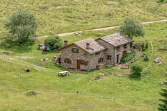 Case di Viso (xX Il Rizzo Xx) Tags: case viso ponte legno montagna prato baita natura pontedilegno lombardia italia it