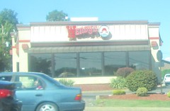 Wendy's (Random Retail) Tags: hazleton pa store 2016 restaurant wendys