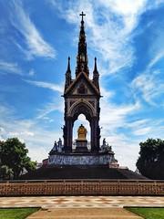 The Albert Memorial (brimidooley) Tags: uk england britain gb greatbritain citybreak city travel europe london unitedkingdom londra londres ロンドン 런던