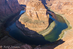Horseshoe Bend (rjonsen) Tags: colorado river water bend valley natural wonder arizona usa wide angle nature page