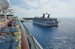 Liberty of the Seas (Jeffrey Neihart) Tags: jeffreyneihart nikon nikkor nikond5100 nikon1855mm ship caribbean royalcaribbean libertyoftheseas carnivalglory carnivaltriumph