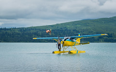Floatplane Lake Jump (tobyharriman) Tags: 2017 alaska adventure aerial airplane art artist backflip camping canon cessna185 chelatna custom denali fineart floatplane funny july4 jump klake lake landscape lifestyle lodge mountains offplanewing outdoor people photographer photography photos pictures plane prints sanfrancisco summer swimming timelapse tobyharriman tourism travel wilderness yellow