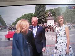20170714-harada-trump-macron-06 (annieharada) Tags: amitié franco américaine defilé 14 juilet 2017 paris président macron