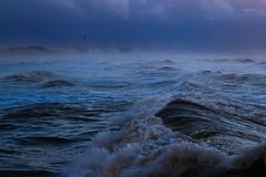 Sea storm in Tel-Aviv beach (Lior. L) Tags: seastormintelavivbeach sea storm telaviv beach seascapes nature powerfulnature landscapes telavivbeach water waves seastorm ocean mediterraneansea israel travel travelinisrael
