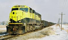 I&O southbound at XN - 2004 (HighHor$epower) Tags: nysw4052 io indianaohiorailway xn sd70m snow susieq westleipsic susquehanna ns2798