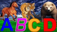 Alphabet Adventure | abc Song | Nursery Rhymes Collection | Horse ABC Songs For Children | Toddlers (animalrhymes) Tags: alphabet adventure | abc song nursery rhymes collection horse songs for children toddlers