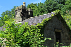IMG_0673 (jaybluejeans94) Tags: house architecture old abandoned building wales prestatyn summer nature