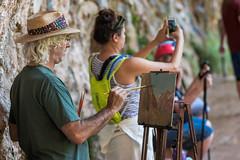 Artist (Mark Nicholas Heah) Tags: art artist painter talent natural rock zion nationalpark park national