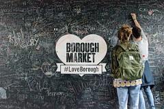 Borough Market July 2017 (BlowersSon) Tags: london2017 summer2017 tourist chalkboard chalk loveborough boroughmarket borough london