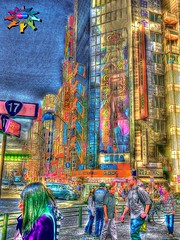 Tokyo=511 (tiokliaw) Tags: almostanything burtalshot creations digital expression fantastic recreaction goldstaraward highquality inyoureyes joyride japan outdoor perspective reflection sensational travelling thebestofday tokyo worldbest