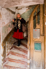 Down the steps (MarxschisM) Tags: latvia