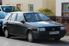 K577 PLC (Nivek.Old.Gold) Tags: 1992 fiat tipo formula 5door 1372cc herds