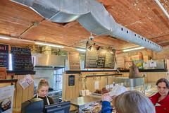 DSC02601 (eugenuity) Tags: bakery people menu pie warmer