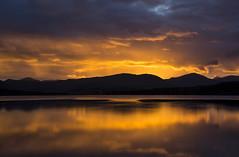 Loch Tulla Sunset (Margaret S.S) Tags: loch tulla sunset glencoe scotland
